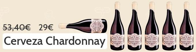 Oferta Cerveza Chardonnay
