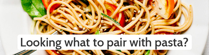 Wines to pair with pasta