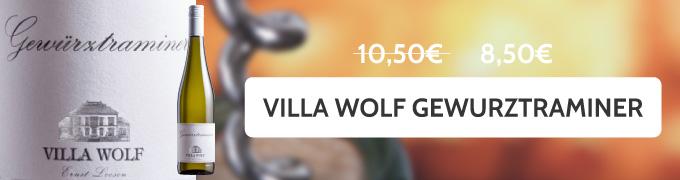 Promo Villa Wolf